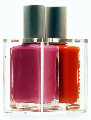 strangebeautiful orange pink color cube nail polish Coming Soon   StrangeBeautiful Color Cubes