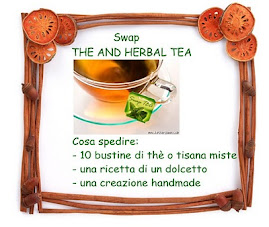 Swap The and Herbal Tea