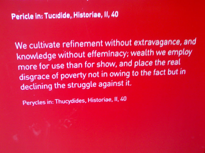 Thucidides of Pericles