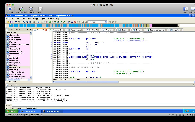 Reversing Malware: Intro to Static Analysis Part 3