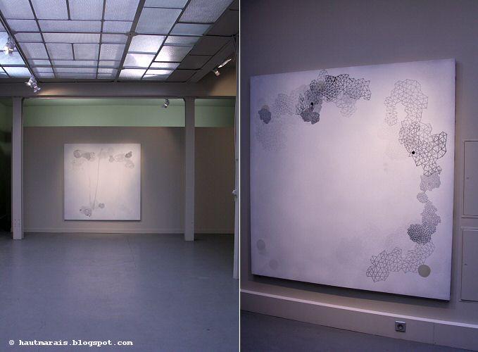 Samuel Mathieu @ La Galerie Particulière rue du Perche