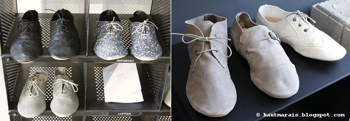 Chaussures Anniel Paris Chaussures Anniel Derbies