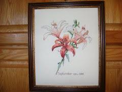 Marlayne's lilies