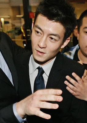 Edison Chen, Hong Kong Celebrity Sex Scandal Star, Testifies In Court