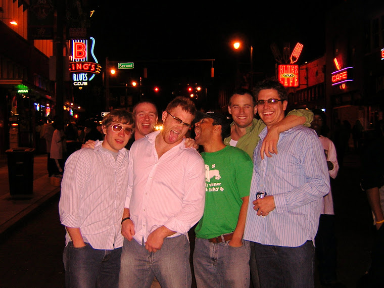 Kevin's Bachelor Party-Memphis, TN...March 2005