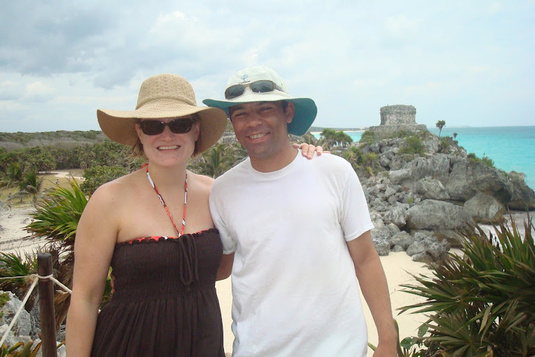 The Mayan Ruins at Tulum, Mexico...March 2008