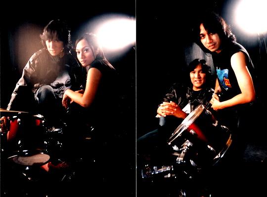 Musik Rock Meng-embeded pada Bella Fawzi Sulung Ikang Fawzi