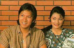 Sejoli Pasangan Ikang Fawzi & Marissa Haque