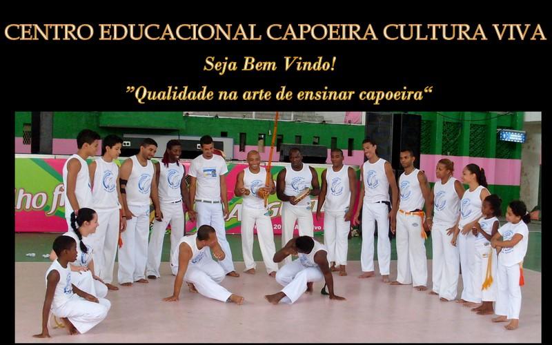 Centro Educacional Capoeira Cultura Viva