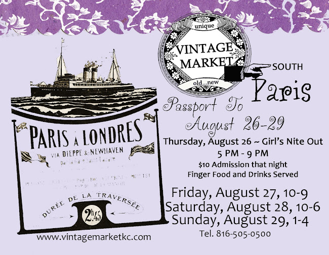 VINTAGE MARKET EVENTS