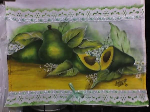 Que lindos abacates