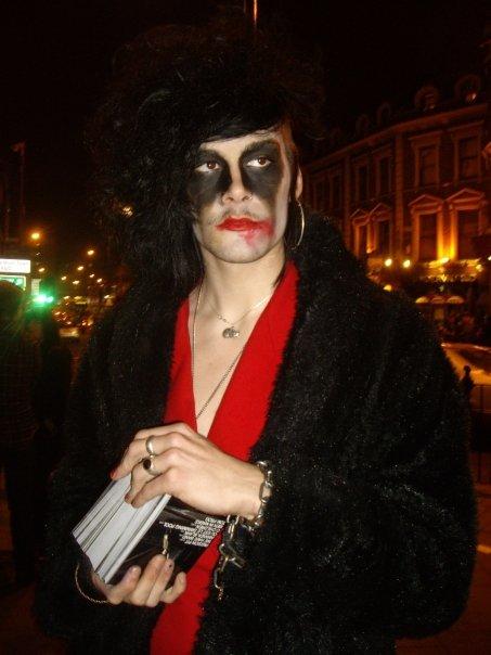 Koko Halloween : Trick or Treat  Halloween at KOKO, Camden  Carina100  Fashion
