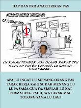 Cinta DAP dan PKR Kat PAS...cinta PALSU