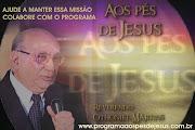 PROGRAMA AOS PÉS DE JESUS
