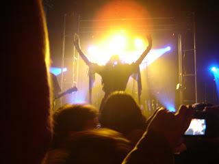GPKISM en concierto