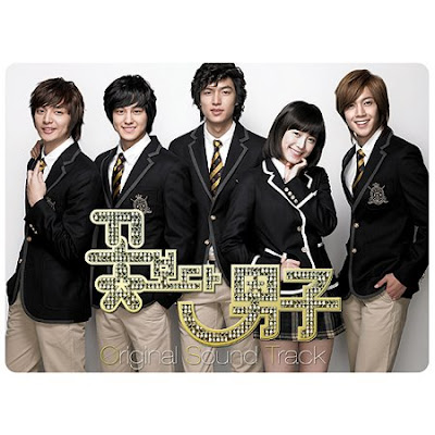 boys over flowers. oys before flowers. version: