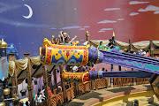 Disney Land Paris with the Dunkers :) (dsc )