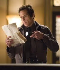 Night at the Museum 3 with Ben Stiller