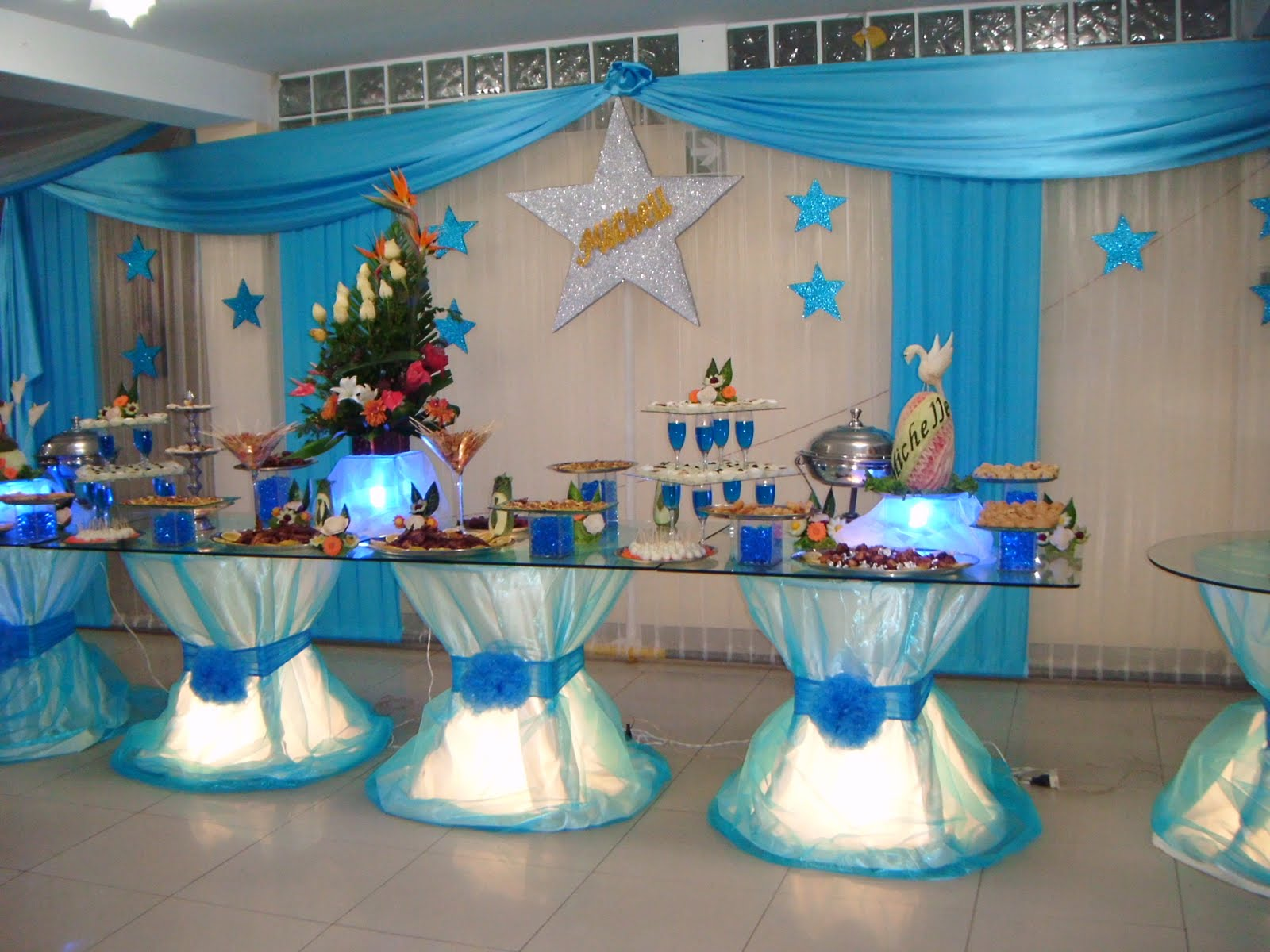 Decoracion quincea eras modernos for Decoracion quinceanera