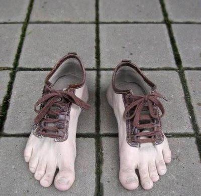 P�s descal�os