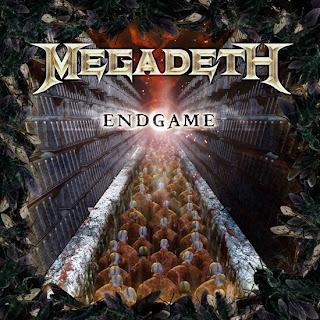 megadeth end game