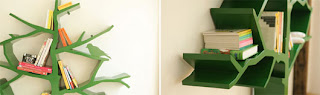 Decorative Tree Bookshelf Furniture