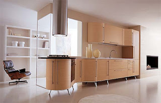 Contemporary Italian Kitchen Design