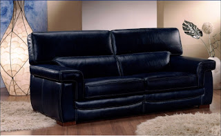 Italian Leather Sofa Furniture