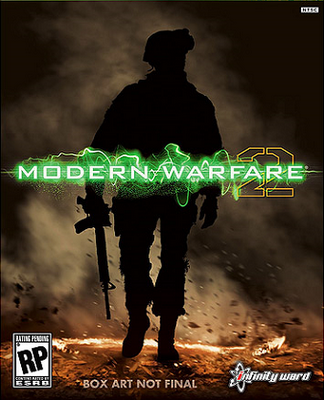 call of duty 4 modern warfare 2. call of duty 4 modern warfare