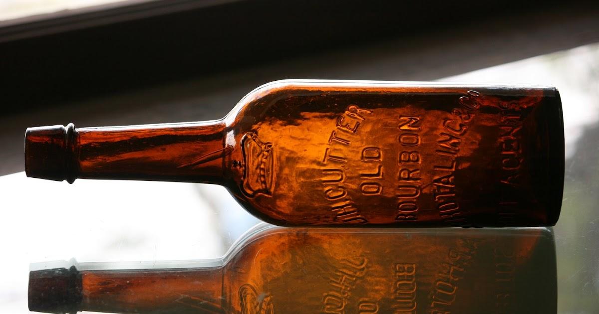 Utah Antique Bottle Cliche: A. P. Hotaling