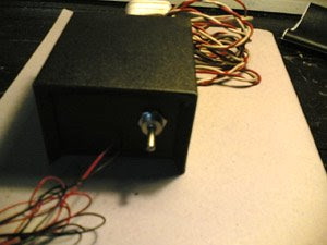 Finalized version of 3.3V – 1.5A power supply unit