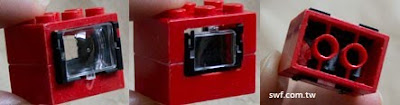 sony nex lego viewfinder diy