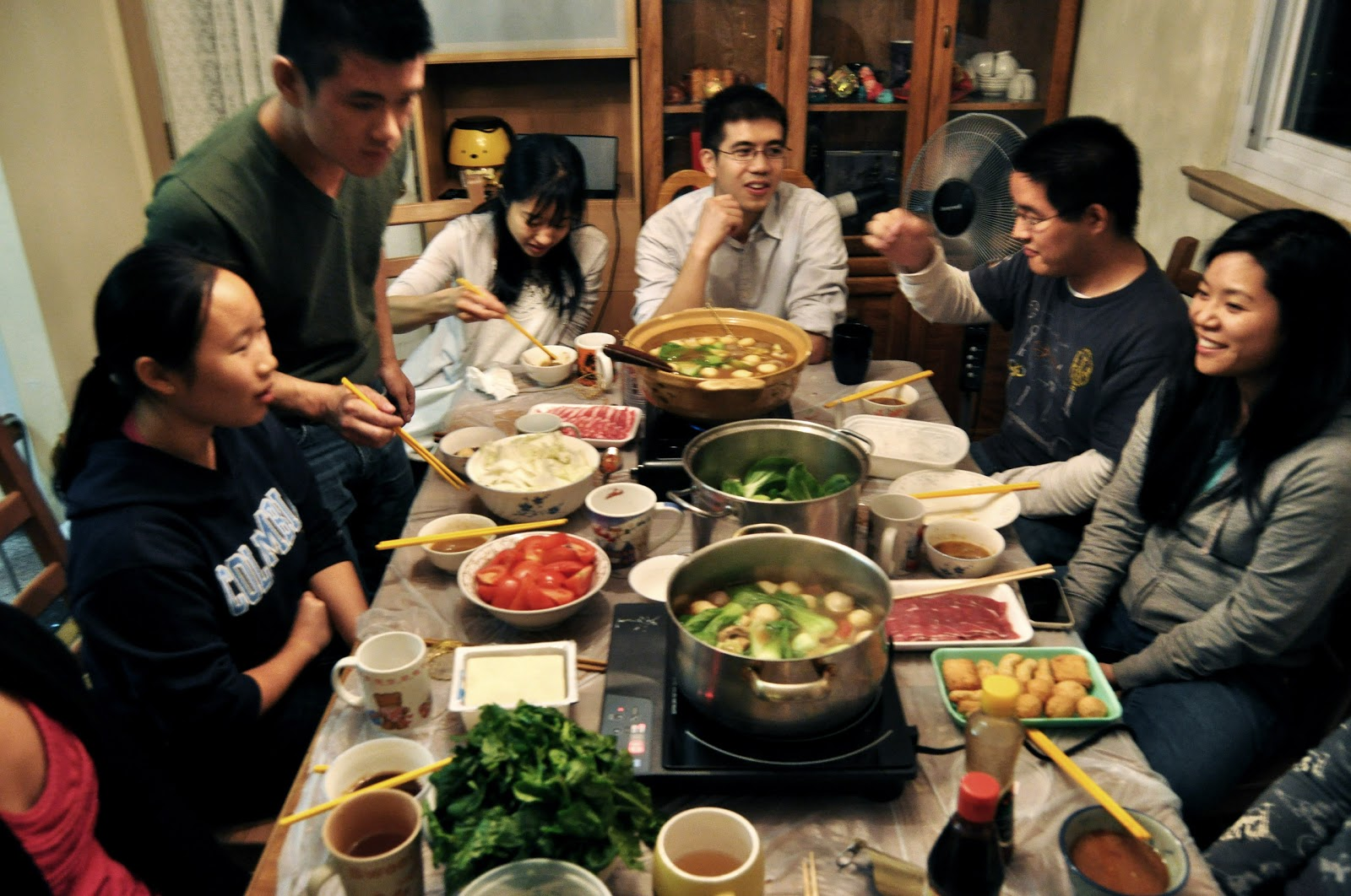 Yo what do asians do on thanksgiving srs asians in for Asian american cuisine