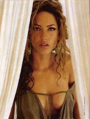 barbara mori wallpaper. Barbara Mori Hot Photos,