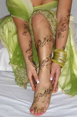 hina mehndi tattoos designs