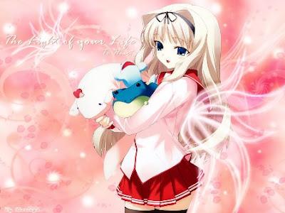 Free Anime Desktop Wallpapers Beautiful Anime Girls Images Pics