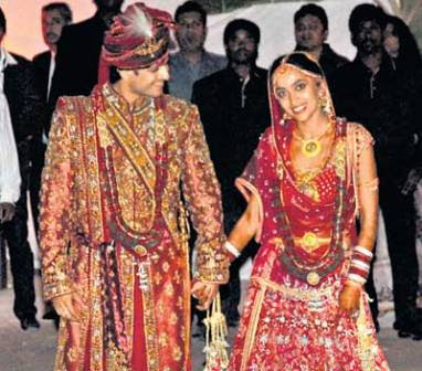Vivek Oberoi & Priyanka Alva Marriage