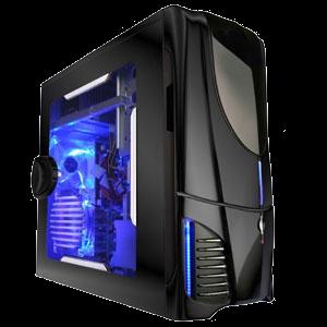stationär gaming dator