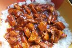 Apricot Pork Picante