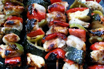 Grilled Italian Chicken Kabobs