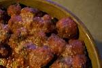 Super Moist Meatballs- Tyler Florence style