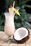 Virgin Pina Colada (only 3 ingredients!)