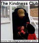 Join THE KINDNESS CLUB