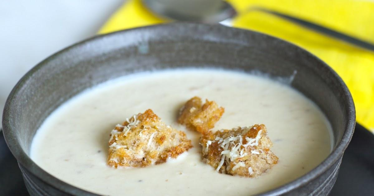 carolynn's recipe box: Cauliflower Soup