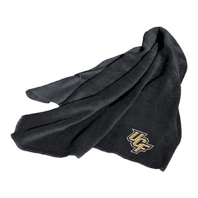 Black UCF Knights fleece.