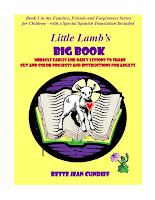 Little Lamb's BIG BOOK - children's version of A Course in Miracles, book 1 (English and SPANISH)