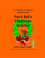 Pack Rat's Christmas Surprise (English and SPANISH)