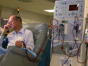 how much is a dialysis machine cost