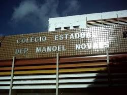 Colégio Estadual Deputado Manoel Novaes