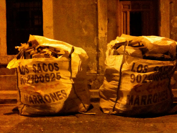 Los sacos de Barcelona